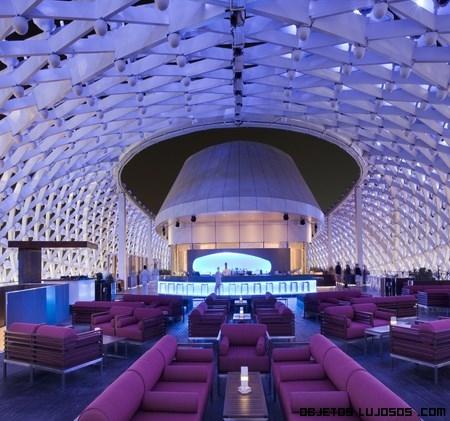 Restaurantes con iluminación especial
