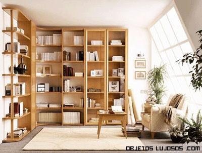 muebles para decorar rincones de lectura