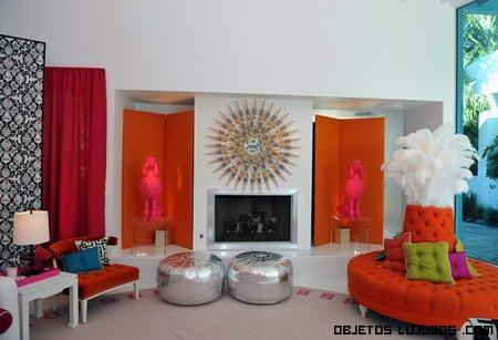 Sala de Barbie