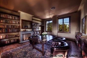 habitaciones con chimenea