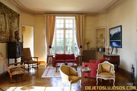 Salon-de-un-castillo-en-Francia