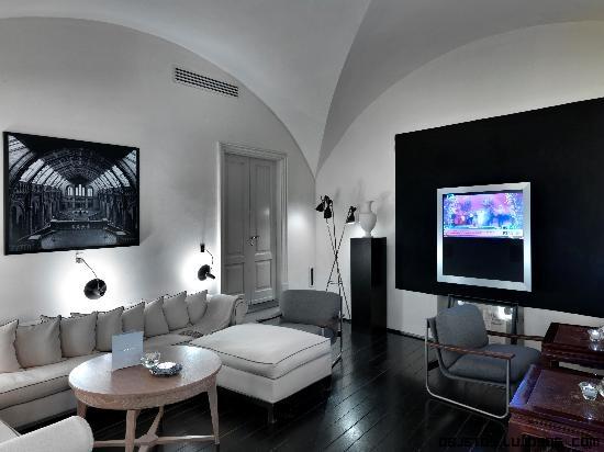 hoteles en Roma de lujo