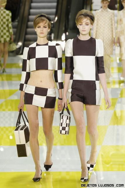 Desfiles de moda lujosa