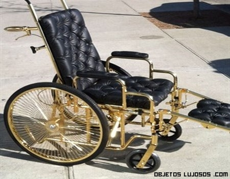 sillas de lujo