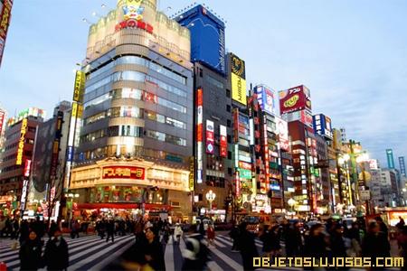 Sinbashi en Japon