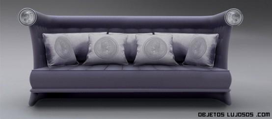 sofás elegantes para dormitorios