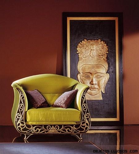 Muebles clásicos de lujo
