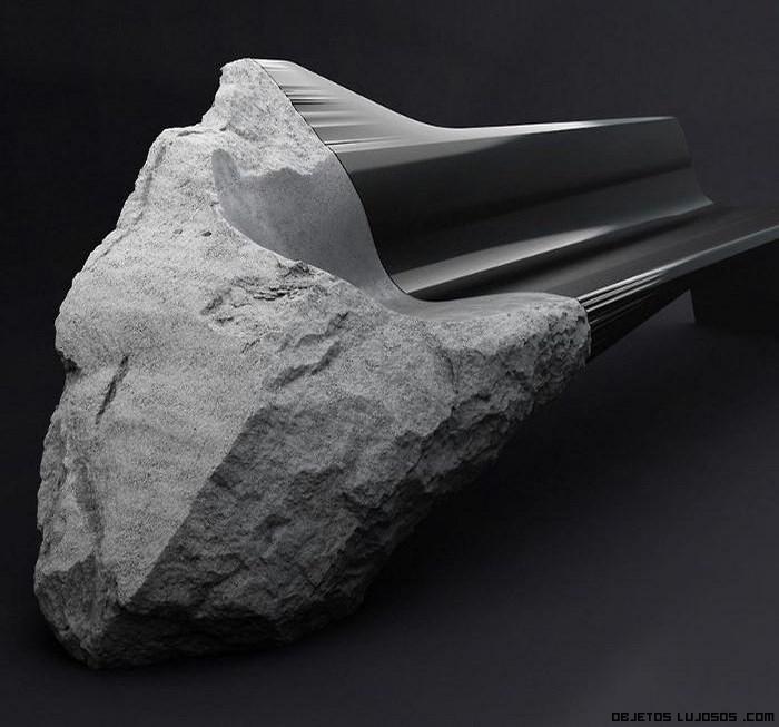 Sofás de fibra de carbono