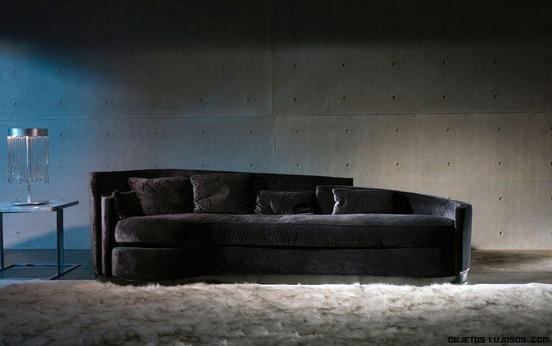 sofás tapizados clásicos