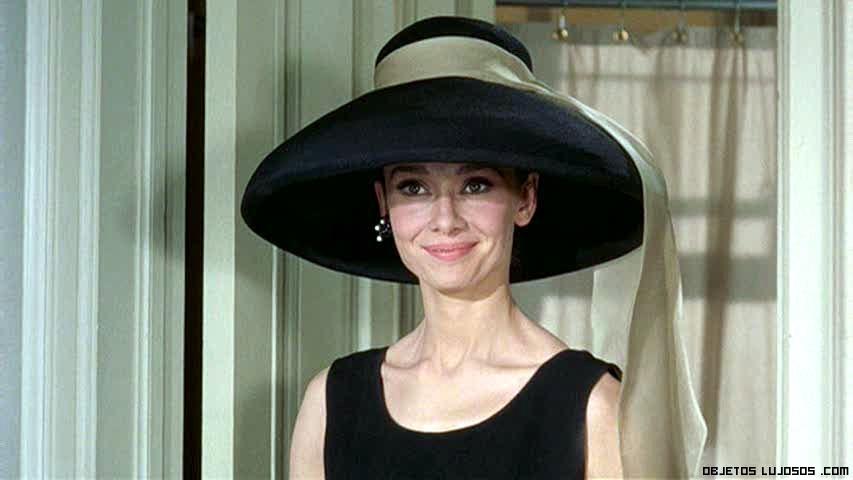 sombreros de actrices famosas