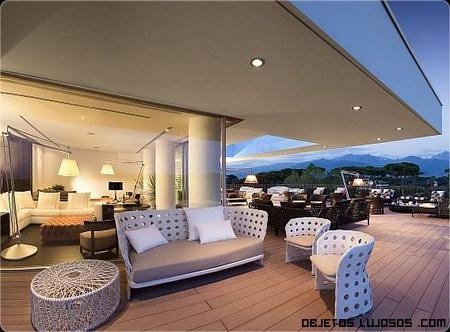 terrazas de moda