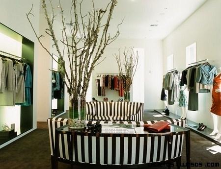 boutiques de lujo
