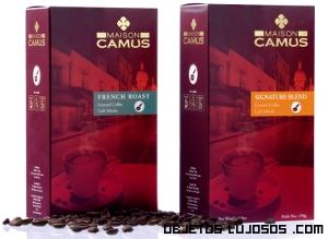 variedades de café de lujo