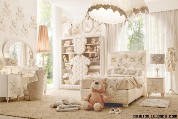 tipos de habitaciones para niños