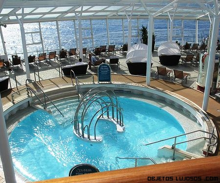 Cruceros con Jacuzzi