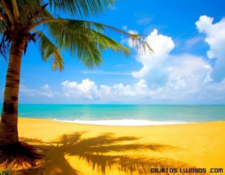 vacaciones en playas lujosas