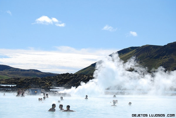 hoteles de lujo en Islandia