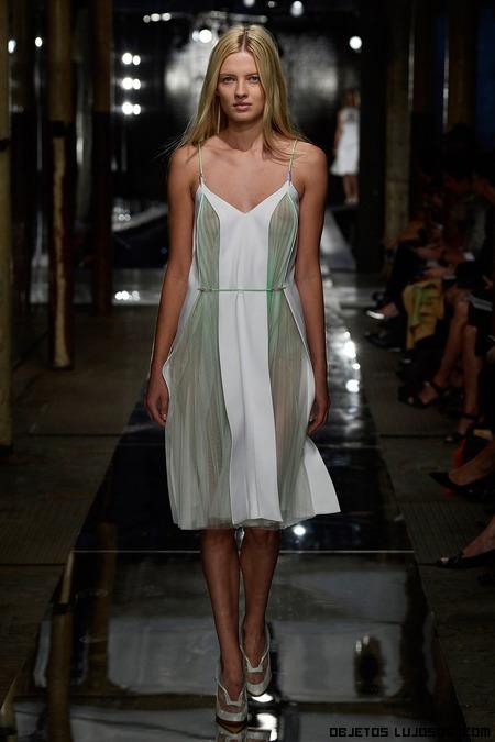 vestidos cortos primavera 2014