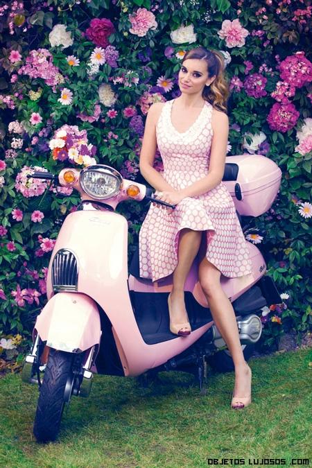 Vestidos con estampados vintage