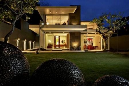 Casas de lujo en Indonesia