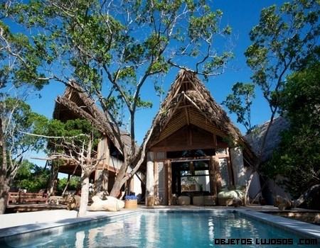 Villas de lujo en Mozambique