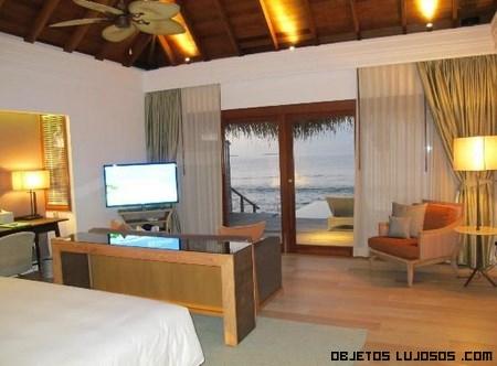 Habitaciones de lujo en islas