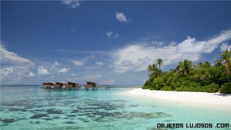 islas pequeñas y exclusivas