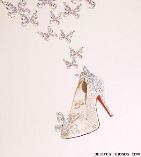Zapatos con cristales