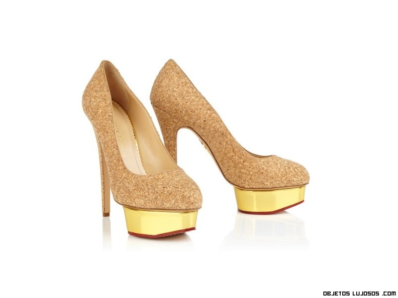 tacones Charlotte Olympia