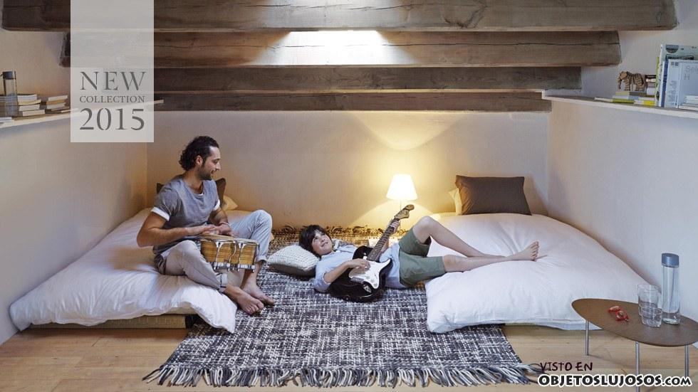 alfombras para habitaciones pequeñas