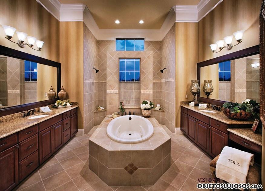 baño de lujo casabella