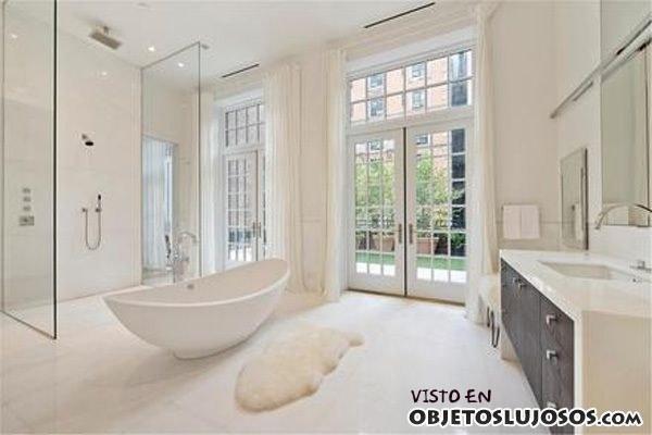 baño penthouse de Jennifer López