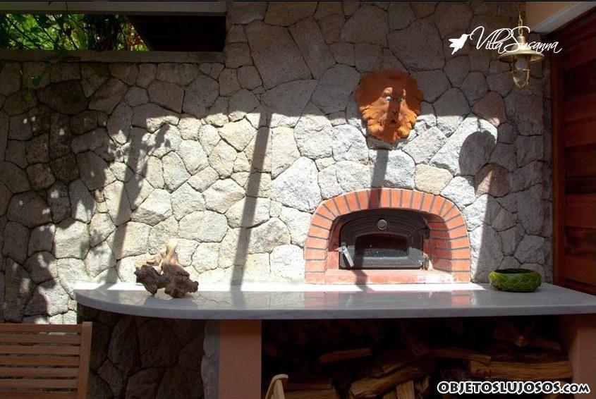 barbacoa villa susanna