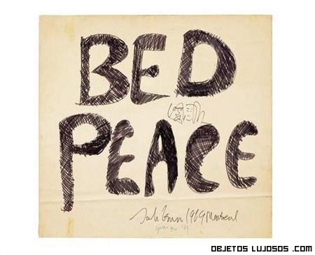 cartel de John Lennon