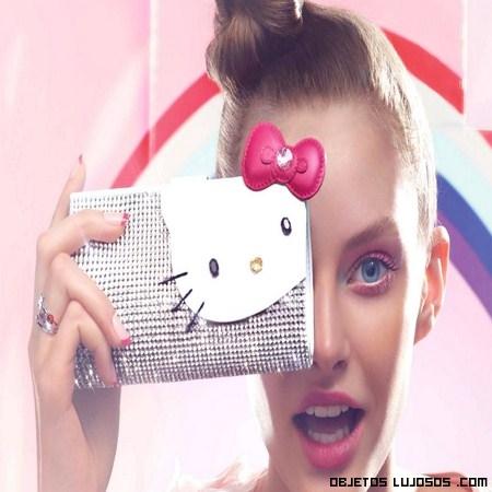 Cristales Swarovsky y Hello Kitty
