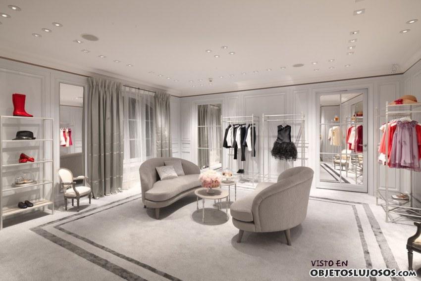 boutique Dior en París