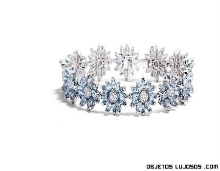 brazaletes con flores