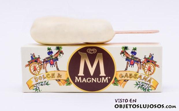 caja de helados Dolce&Gabbana