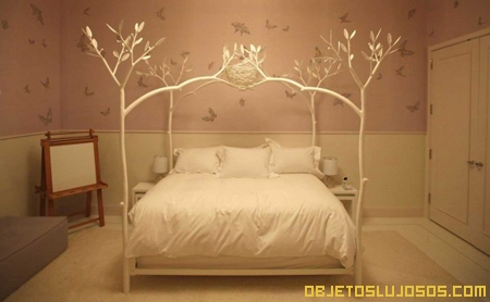 cama-elegante-para-ninas