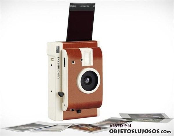 cámara instantánea