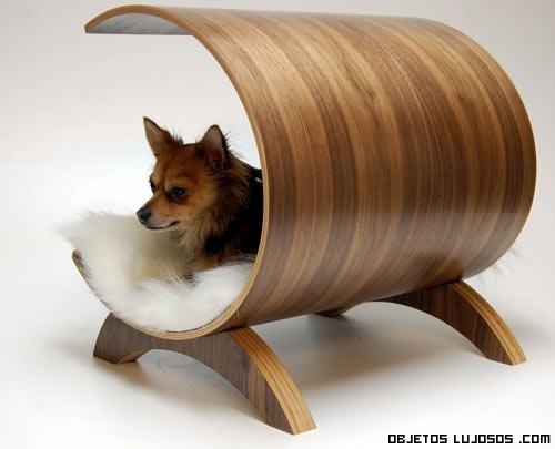 camas asimétricas para perros