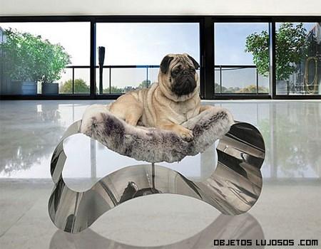 asientos de lujo para mascotas