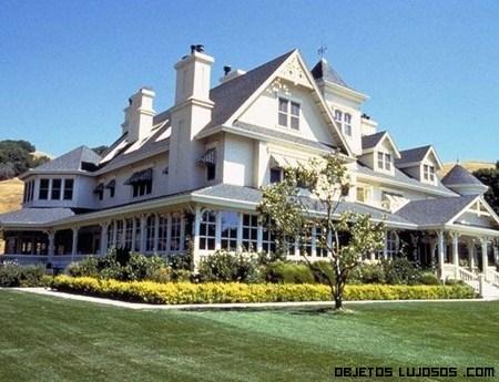 Casas victorianas de lujo