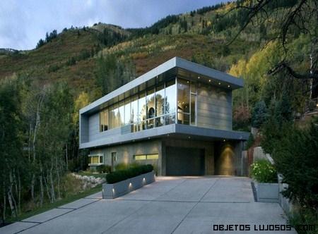 mansiones con vistas