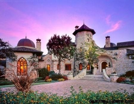 castillos de famosos