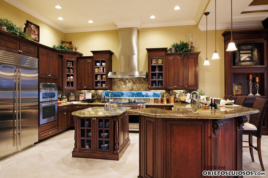 cocina mansión casabella