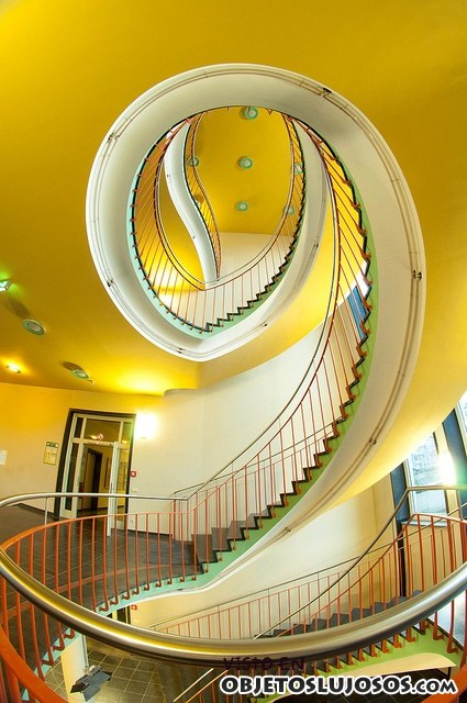 escaleras con formas originale