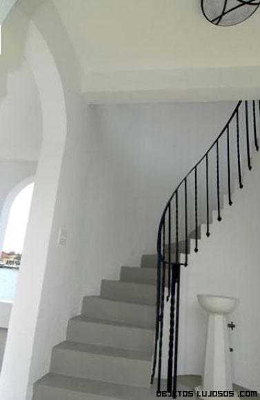 Escaleras de mansiones