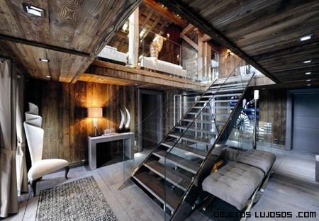 casas rurales de madera