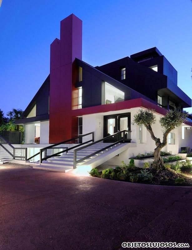 fachada de Smart House